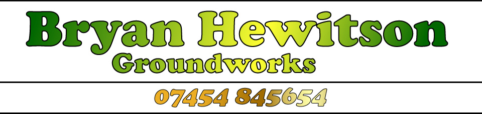 Bryan Hewitson landscaping & Groundworks Ayrshire